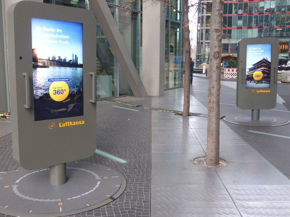 Lufthansa Digitaler Kompass (Foto: invidis)