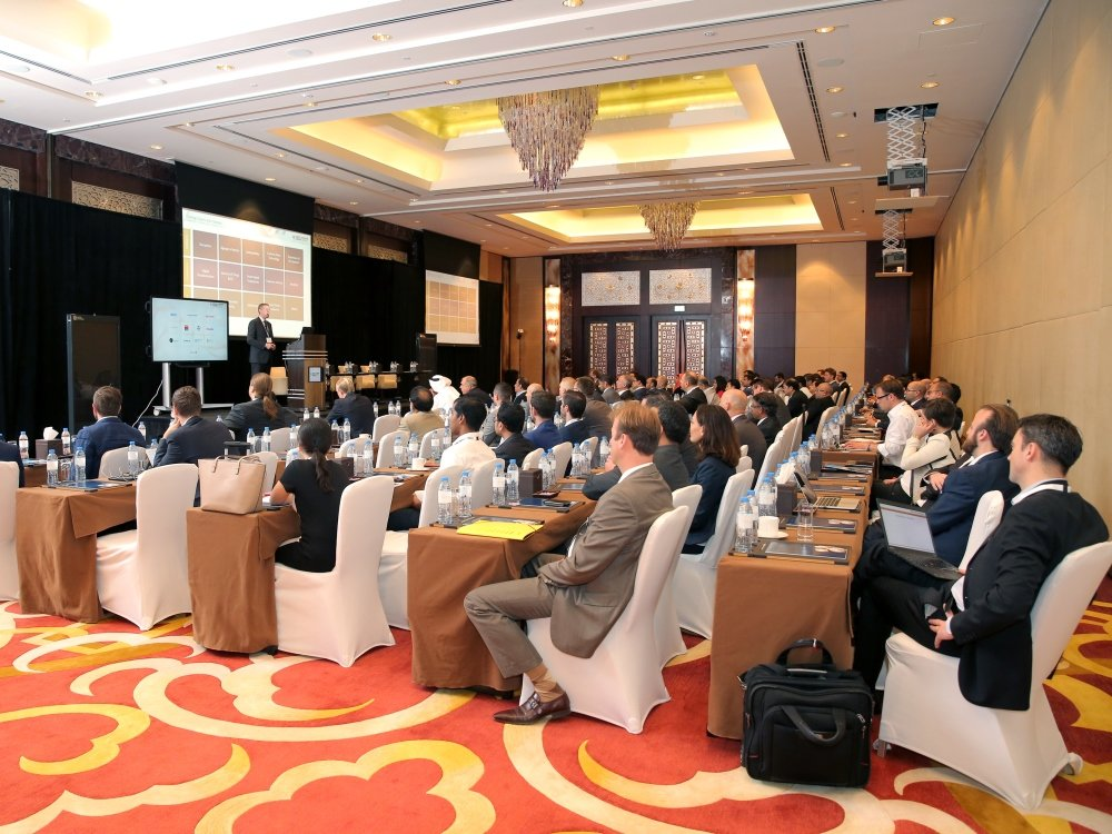 DSS MENA 2015 Attendees Keynote invidis