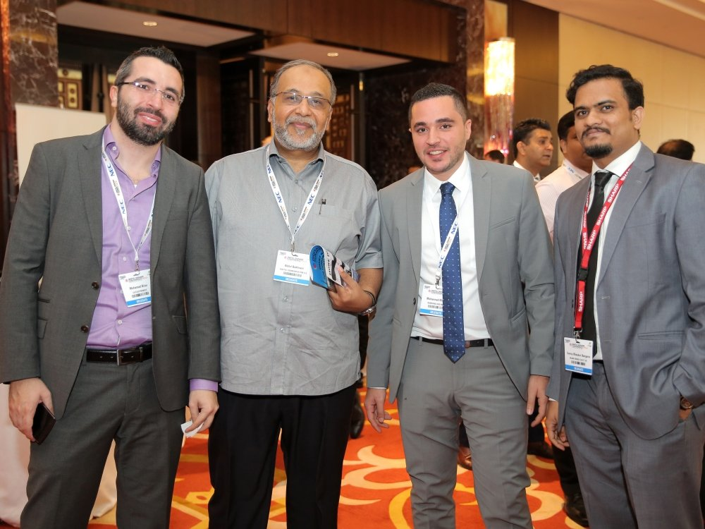 DSS MENA 2015 networking 16