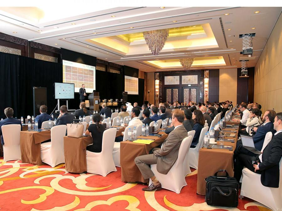 Der Digital Signage Summit MENA 2015 war ein voller Erfolg (Foto: Mohamed Najeeb)