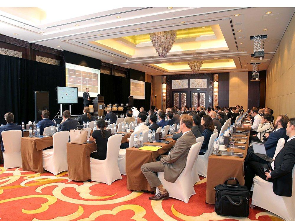 Digital Signaeg Summit MENA 2015 in Dubai was a great success (Image: invidis)