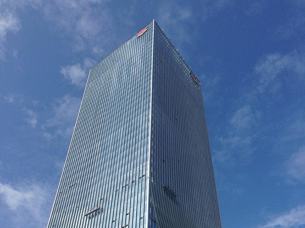 In diesem Gebäude hat JDI sein neues China Business Development Center untergebracht (Foto: JDI)