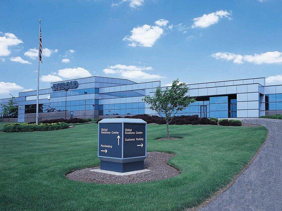 Künftiger Unternehmenssitz von Diebold Wincor - Zentrale von Diebold in North Canton (Foto: Diebold)