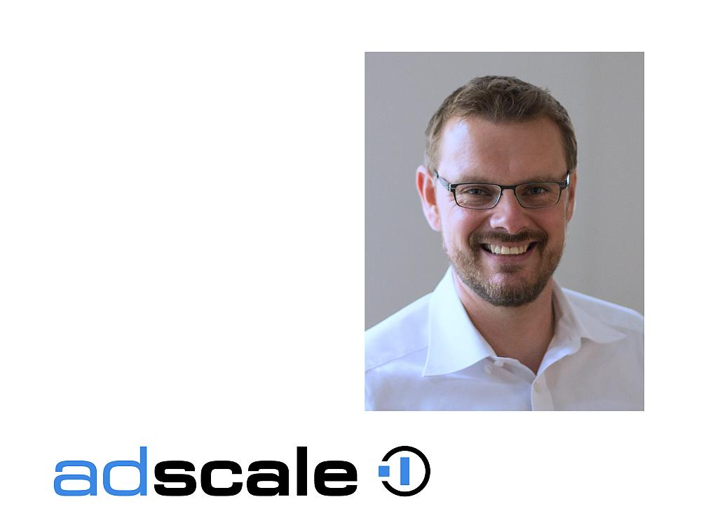 Markus Letzner, Geschäftsführer adscale (Grafik u. Foto: adscale)