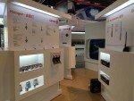 Osram-Produkte im neuen Application Center Shanghai für Geschäftskunden (Foto: Osram)