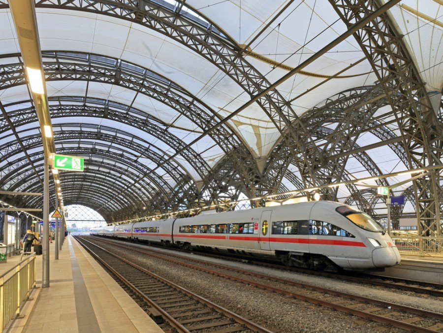 Der Zug kommt oder manchmal auch nicht (Foto: Deutsche Bahn AG)