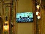 Auch an der anderen Seite wurden 2x2 Screens installiert (Foto: eyevis)