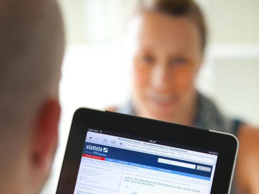 Business Plattform Statista - Ströer wird Anker-Aktionär (Foto: Statista)