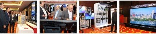 DSS MENA 2015 exhibitors