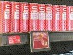 ESL.inclusive Displays bei Spar - Batterie oder Verstromung durch Regalsteher möglich (Foto: Umdasch Shopfitting)