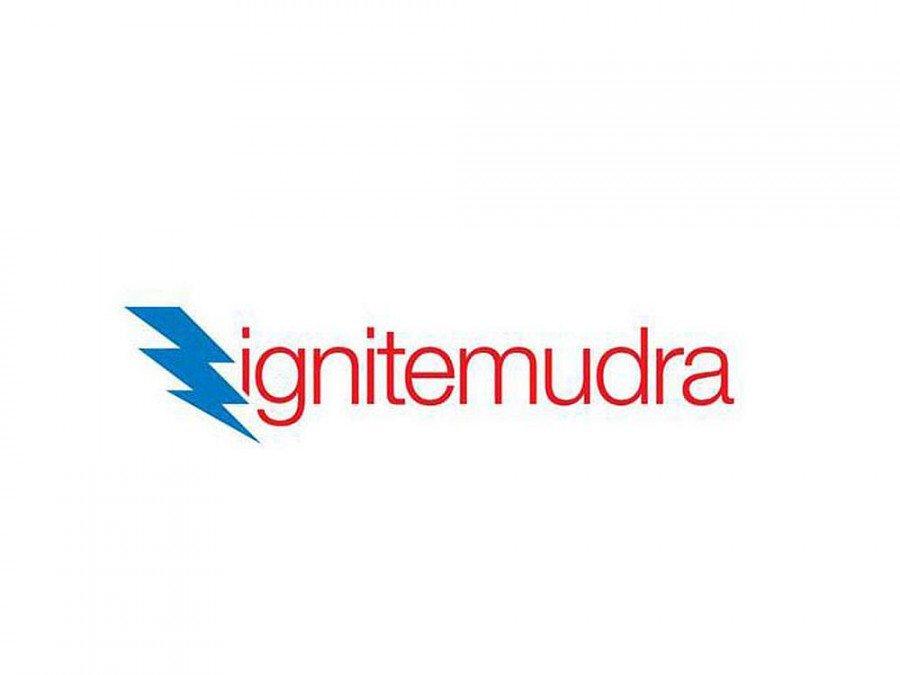 Ignite Mudra - Logo der neuen Company (Grafik: Ignite Mudra)