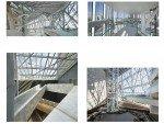Im Innern des Museums (Fotos: Architecture49; Montage: invidis)