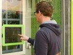 Interaktion via Schaufenster ist in 180 Shops möglich (Foto: Scala)