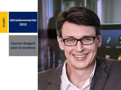 Digital Signage-Jahreskommentar 2015: Damian Rodgett (Bild: pilot Screentime)
