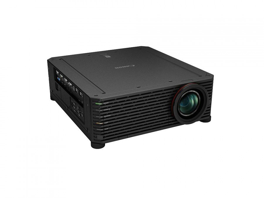 Mit dem XEED 4K500ST launcht Canon seinen ersten 4K Projektor (Foto: Canon)