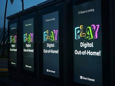 Neue DooH Screens von Clear Channel in Singapur (Foto: Clear Channel)
