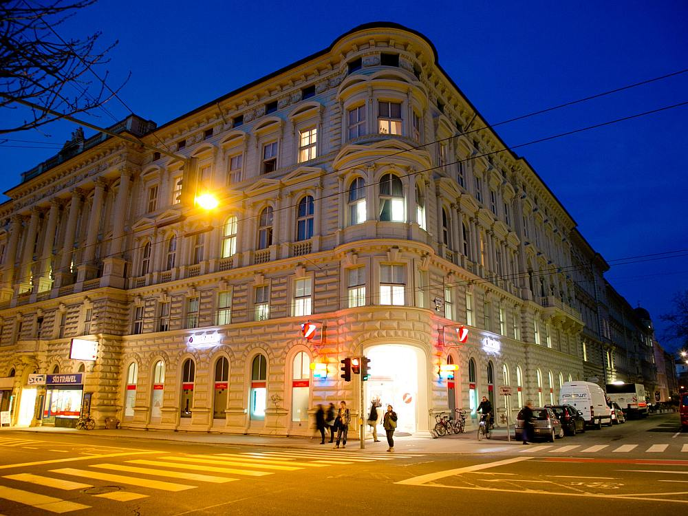 Retail Banking Flagship der Bank Austria in Salzburg (Foto: (c) wildbild / Bank Austria)