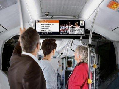 Schnelligkeit war das Ziel der Kampagne (Foto: passengertv)