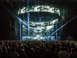 Sido Tour 2015 in der SAP Arena Mannheim - Planung fand am Modell statt (Foto: Ralph Larmann)