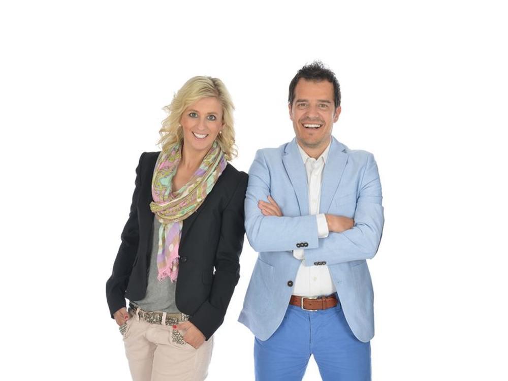 Teilen sich nun die Geschäftsführung - Stefanie Probsteld und Angelo Peruzzini (Foto: CMS)