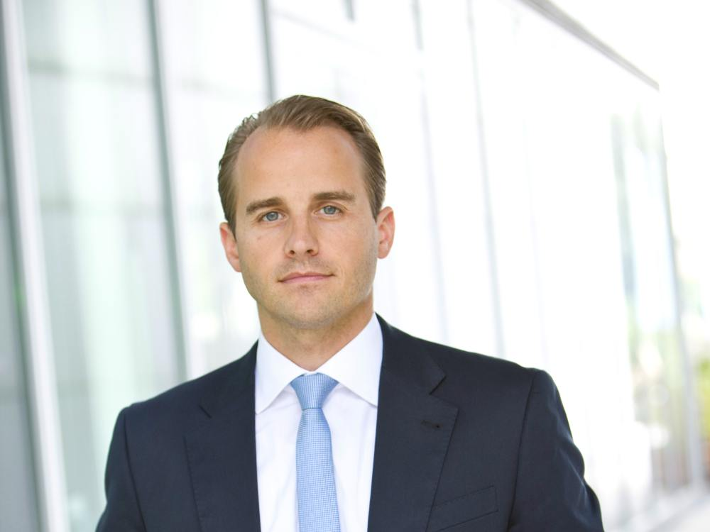 Ab Februar 2016 CEO der Ströer Media Deutschland - der bisherige COO Alexander Stotz (Foto: Ströer)