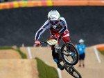 Auch die olympische BMX Bahn wurde bei Test Events auf Herz und Nieren geprüft (Foto: Rio 2016/ Alex Ferro)