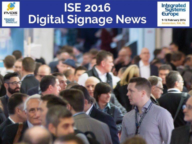 Besucher auf der ISE 2015 (Foto: ISE)