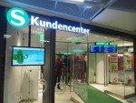 Eingang des neuen S-Bahn Kundencenters in München (Foto: invidis)
