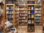 Graphic Novels und mehr bei Amazon Books in Seattle - Blick auf die Comic Abteilung (Foto: Amazon)