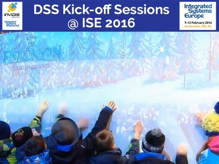DSS Presentation: How to turn digital signage into an interactive marketing medium (Screenshot: invidis)