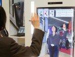 Interaktiver Mirror Screen auf der ISE: Ohne IT funktioniert hier nichts - zumindest nichts Spannendes (Foto: ISE)