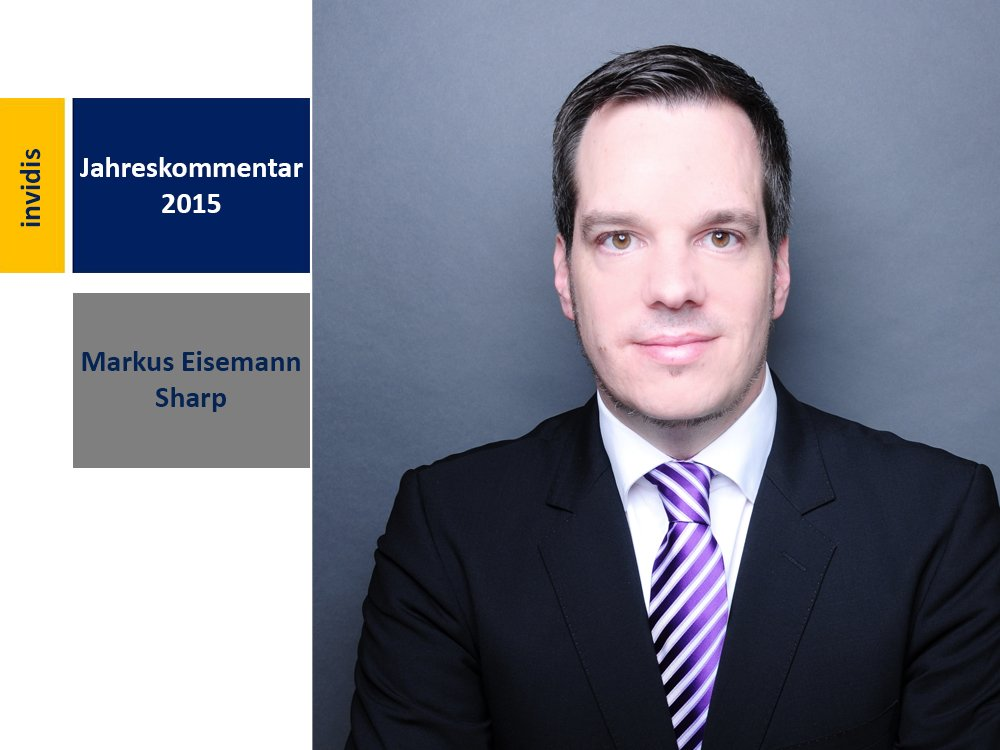 Digital Signage-Jahreskommentar 2015: Markus Eisemann (Bild: Sharp)
