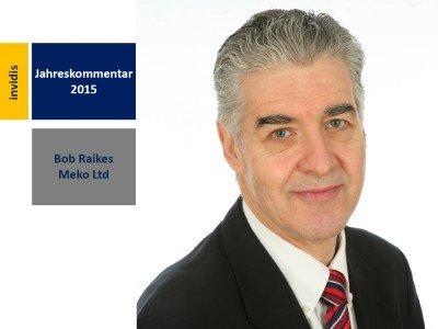 Digital Signage-Jahreskommentar 2015: Bob Raikes (Bild: Meko)
