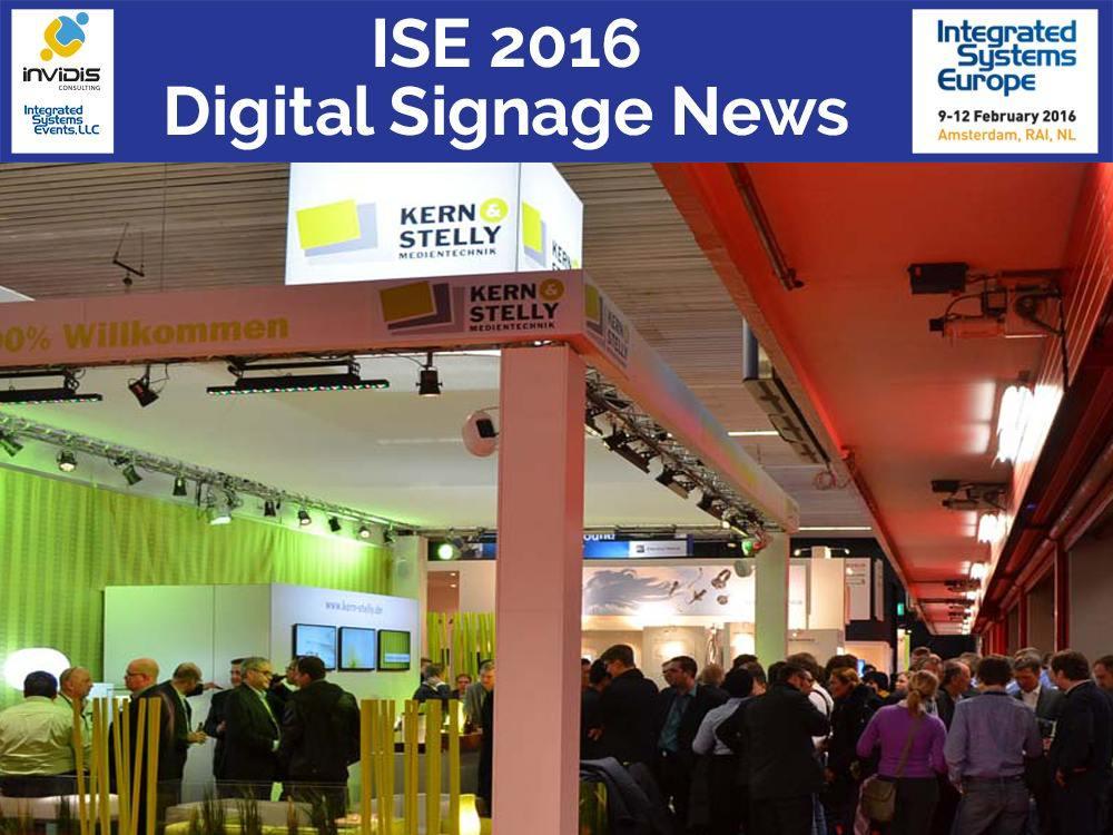 Kern & Stelly Stand auf der ISE 2015 (Foto: Kern & Stelly)