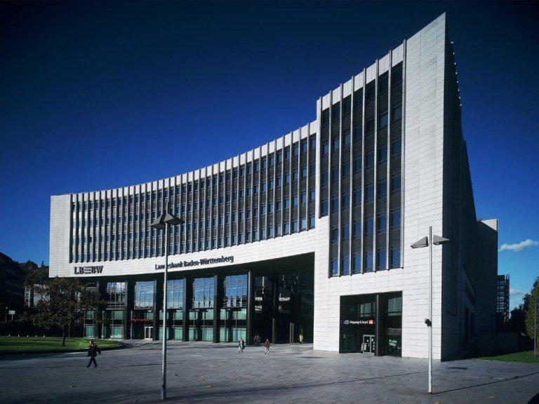 LBBW Hauptsitz Stuttgart (Foto: Frank Kleinbach)