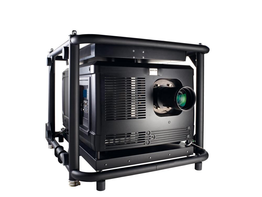 Mit 40.000 Lumen ein besonders lichtstarker Vertreter - Barco Projektor HDQ-2K40 (Foto: Barco)