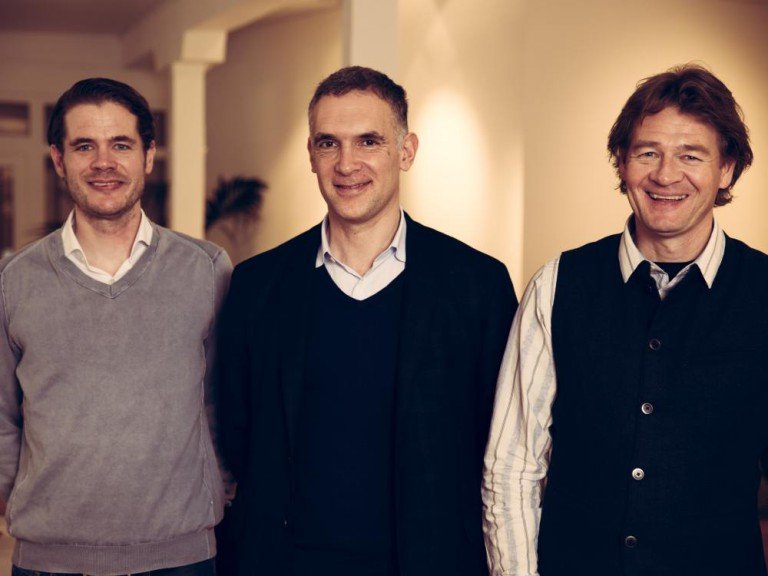 Neue Zone Agenturleitung nach Fusion (v.l.) - Felix Holzapfel, James Freedman, Klaus Holzapfel (Foto: Zone)