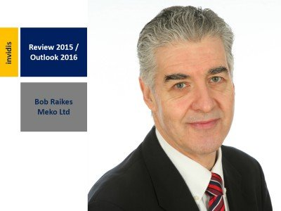 Review 2015 and outlook 2016: Bob Raikes (Image: Meko)