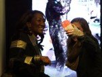 Selfie mit dem Schlangenmonster (Screenshot: invidis)