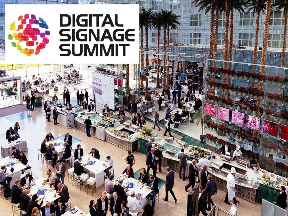 invidis Rückblick - Digital Signage Summit Konferenzreihe (Bild: Steffen Horak)