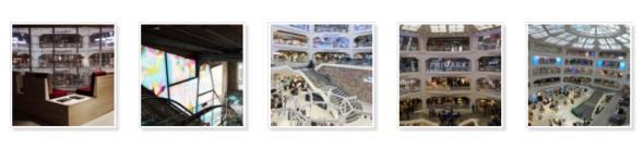 Durch Klick auf die Vorschau gelangen Sie zur Bildergalerie Primark Flagship Madrid