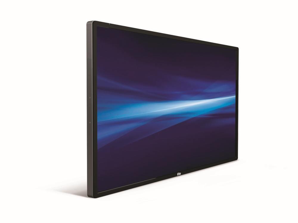 Arbeitet auf Basis von IR Touch - neuer Screen 5501LT (Foto: Elo Touch Solutions)