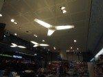 Auch beim Lighting ist man ganz auf Flugverkehr eingestellt (Foto: invidis)