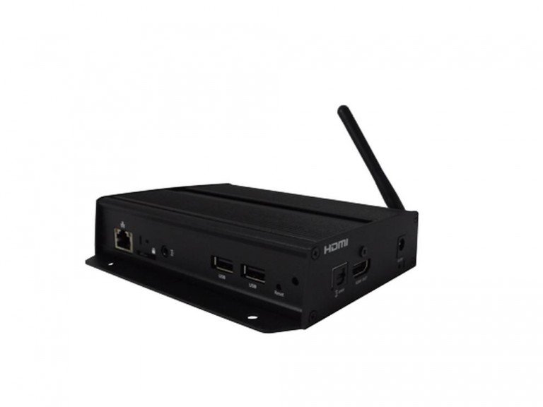 Erster 4K Mediaplayer von IAdea - XMP-7300 (Foto:IAdea)