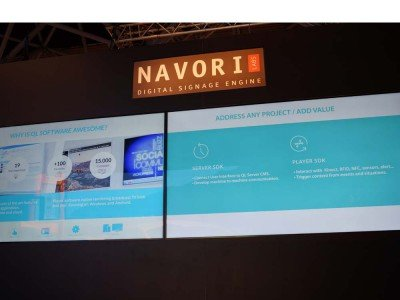 Neben Player SDK bietet Navori ab sofort auch Server SDK (Foto: invidis)