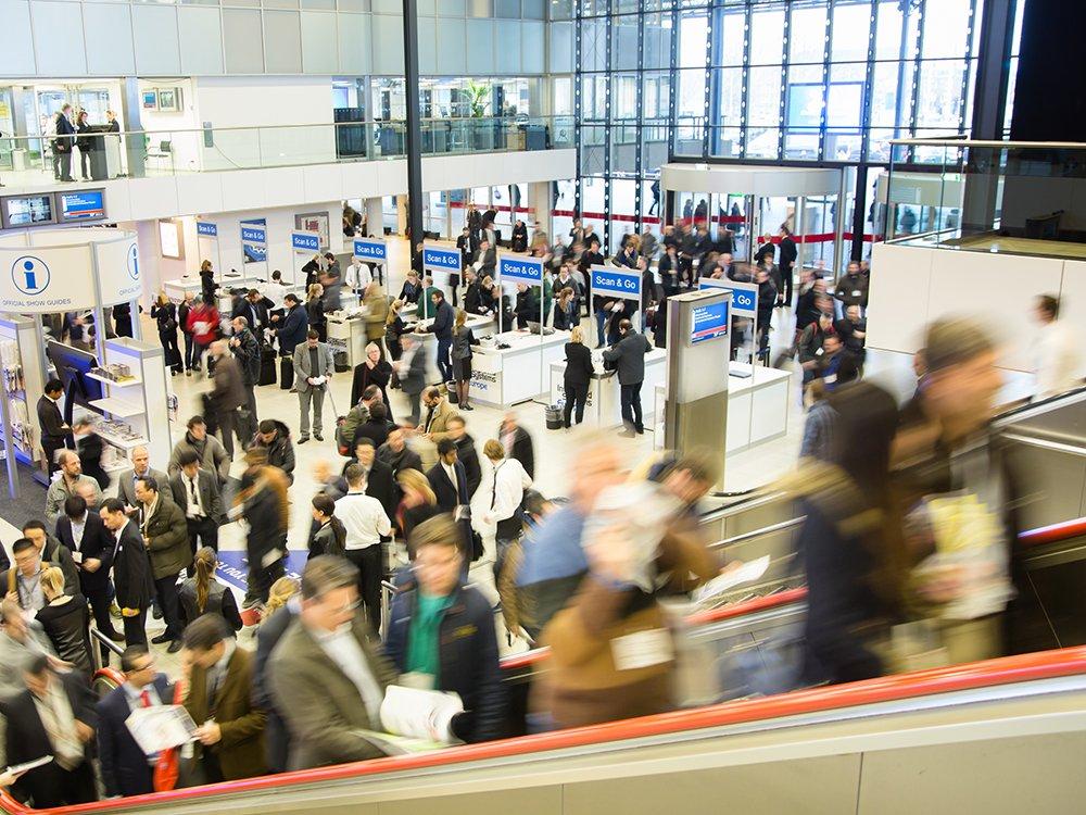 In einer Woche öffnet die ISE 2016 ihr Tore (Bild: Integrated Systems Events)