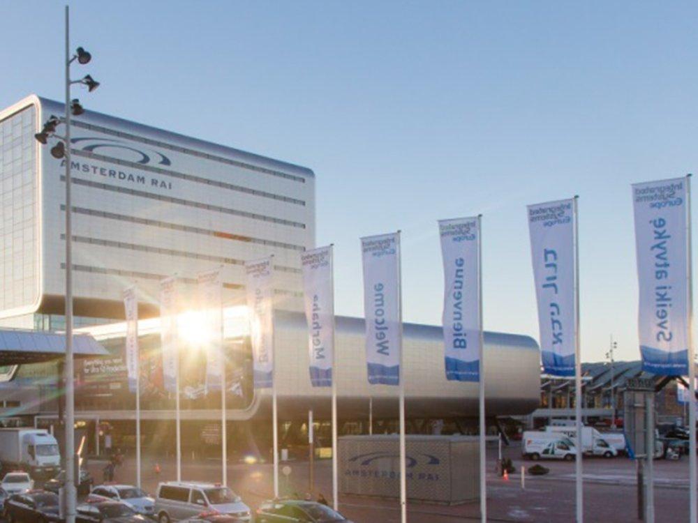invidis ist ab heute in Amsterdam vor Ort (Bild: Integrated Systems Events)