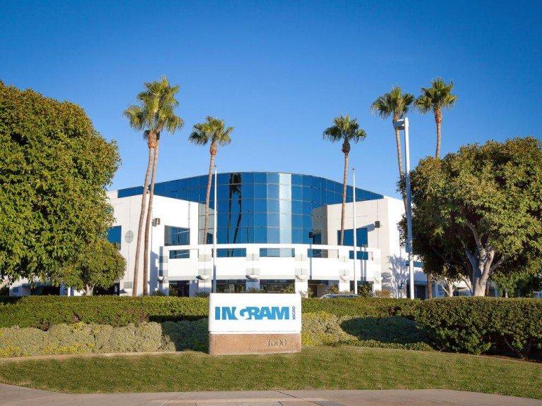 Ingram Micro Headquarters im kalifornischen Irvine (Foto: Ingram Micro)
