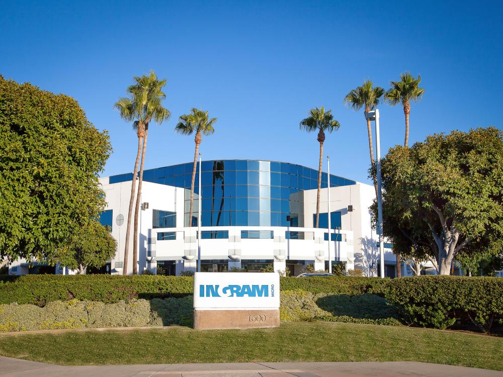 Ingram Micro Headquarters im kalifornischen Irvine (Foto: Ingram Micro)