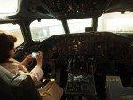 KLM Cockpit bei Planes@Plaza (Foto: invidis)